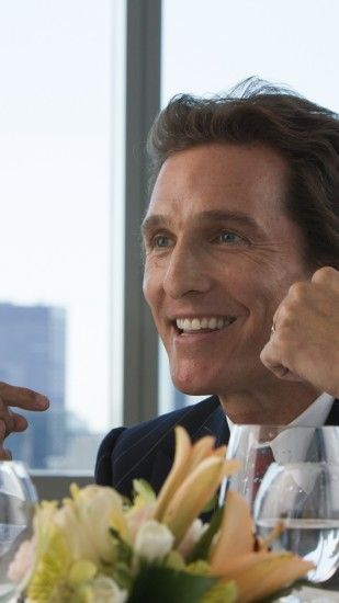 Movie The Wolf Of Wall Street Mark Hanna Matthew McConaughey. Wallpaper  656261