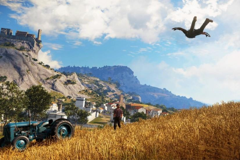 HD Wallpaper | Background ID:665456. 1920x1080 Video Game Just Cause 3