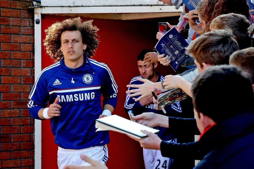Chelsea news: Antonio Conte reveals David Luiz will be deployed in his  'right position' at centre-back | The Independent