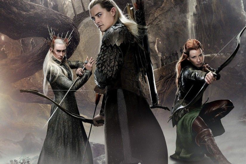 Legolas And Tauriel Wallpapers - Simonwil.com