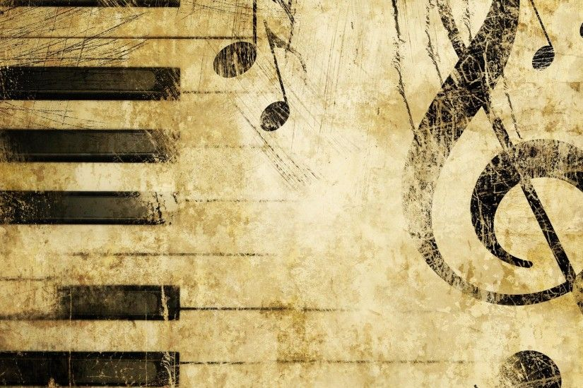 Music Notes Wallpaper (69 Wallpapers)