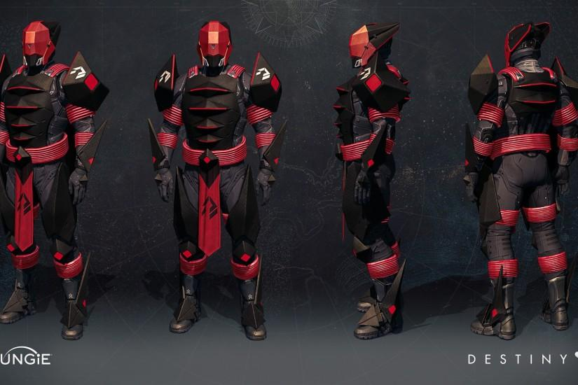 Destiny Rise of Iron Concept Art