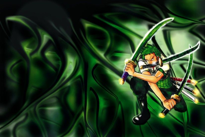 Zoro One Piece Wallpaper by jantoniusz Zoro One Piece Wallpaper by  jantoniusz