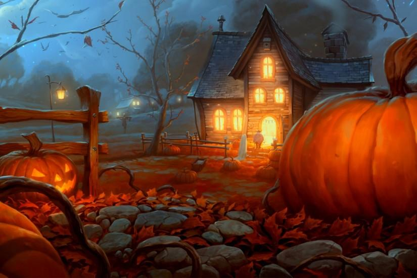 popular halloween background 1920x1080 for android tablet