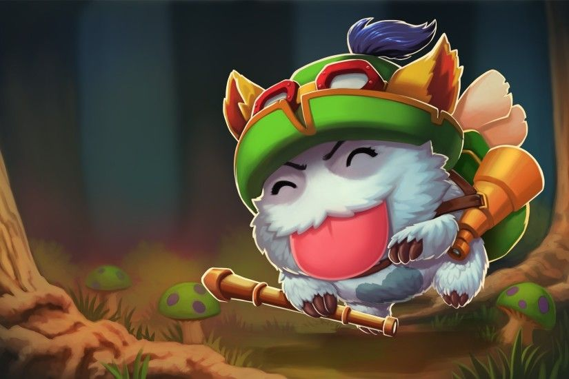 League Of Legends, Poro, Teemo Wallpapers HD / Desktop and Mobile  Backgrounds