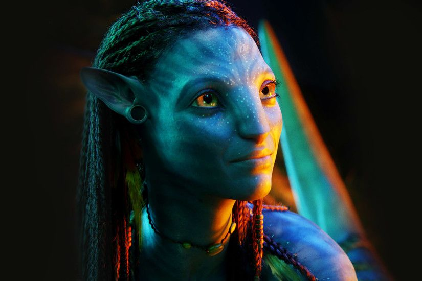 Avatar Wallpapers - 16 Avatar wallpapers - Avatar movie wallpapers, Avatar  cast, Pandora planet wallpapers, Jake Sully (Sam Worthington) and Neytiri  (Zoe ...