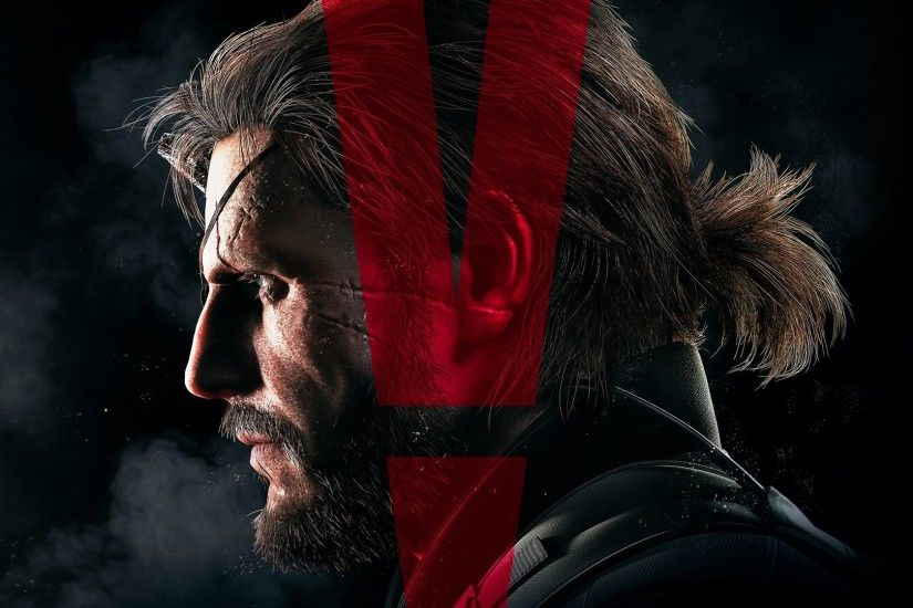 25 Big Boss (Metal Gear Solid) HD Wallpapers | Backgrounds - Wallpaper Abyss