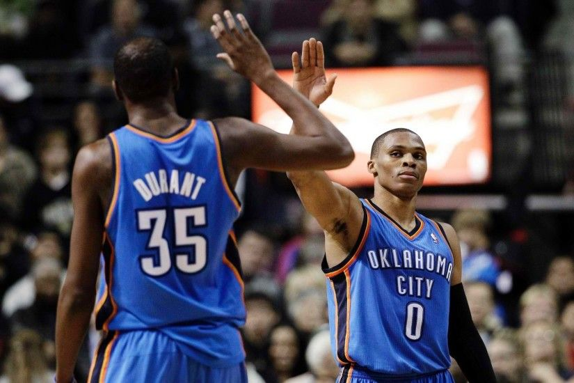NBA Rumors: Kevin Durant lied to Russell Westbrook about returning to OKC  Thunder