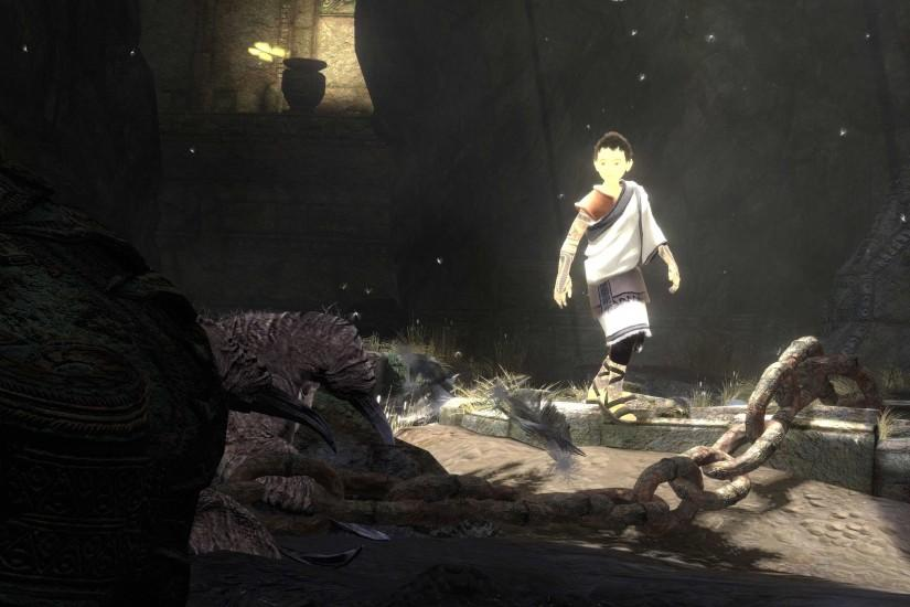 The Last Guardian: A Playstation 4 Launch Title?