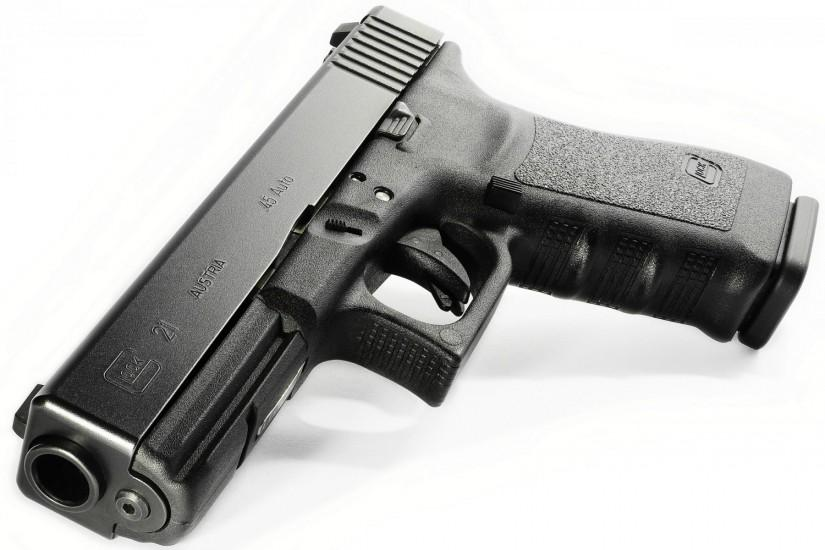 glock 21 gun weapon background