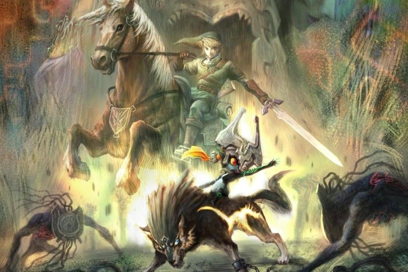 ... The Legend of Zelda Wallpaper ...