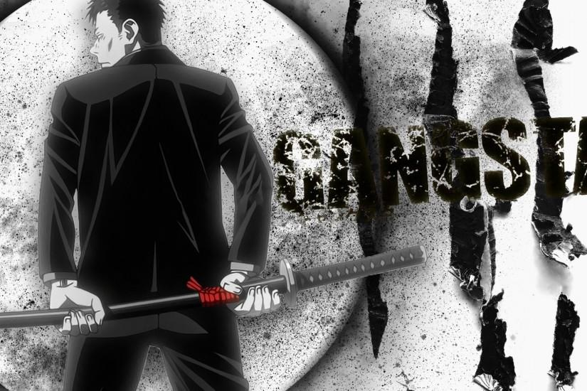 Gangsta, Nicolas Brown Wallpaper HD