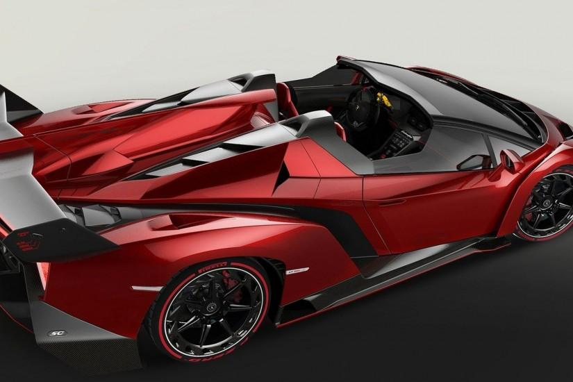 2015 Lamborghini Veneno Wallpaper Full HD (