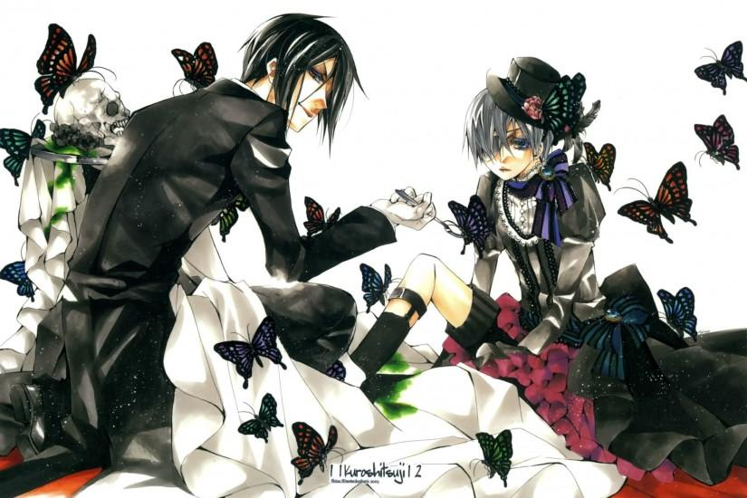 black butler wallpaper 1920x1341 for android tablet