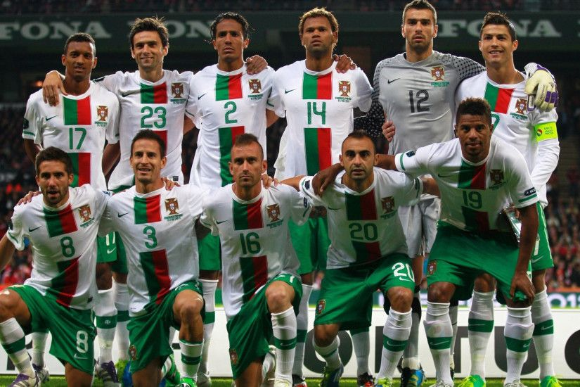 Portugal Soccer Team World Cup 2014