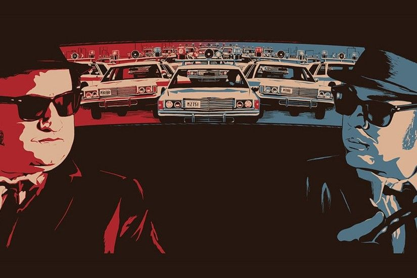Blues Brothers Wallpapers, Top on D-Screens