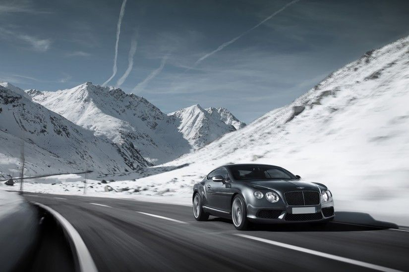 Bentley Continental HD Desktop Wallpaper
