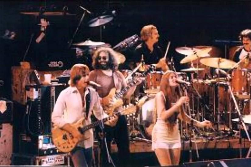 Grateful Dead- (Encore:) Terrapin Station/One More Saturday Night,  Werewolves of London- 7/8/1978