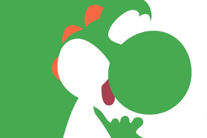 Yoshi Wallpaper by TheGreatDawn.deviantart.com on @deviantART .