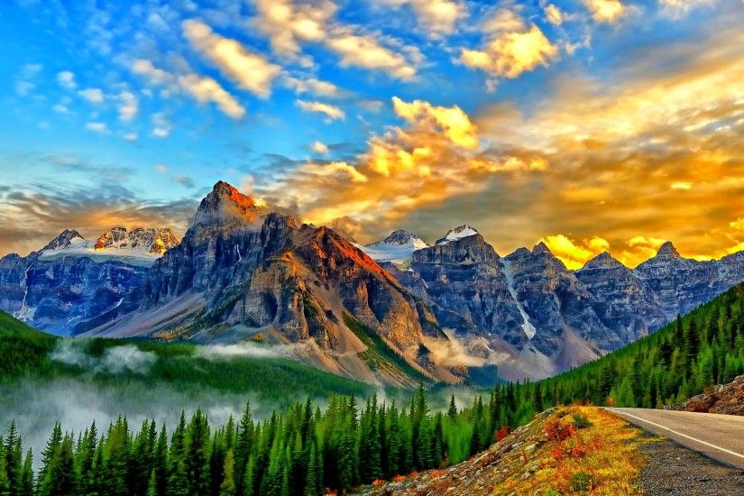 ... Glacier National Park Wallpapers High Quality | Download Free ...