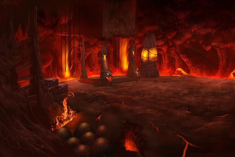 Atlantica fantasy dark evil fire flames creepy spooky video-games wallpaper  | 2126x1200 | 24262 | WallpaperUP