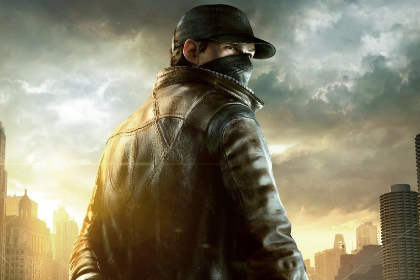 12 HD Watch Dogs Wallpapers