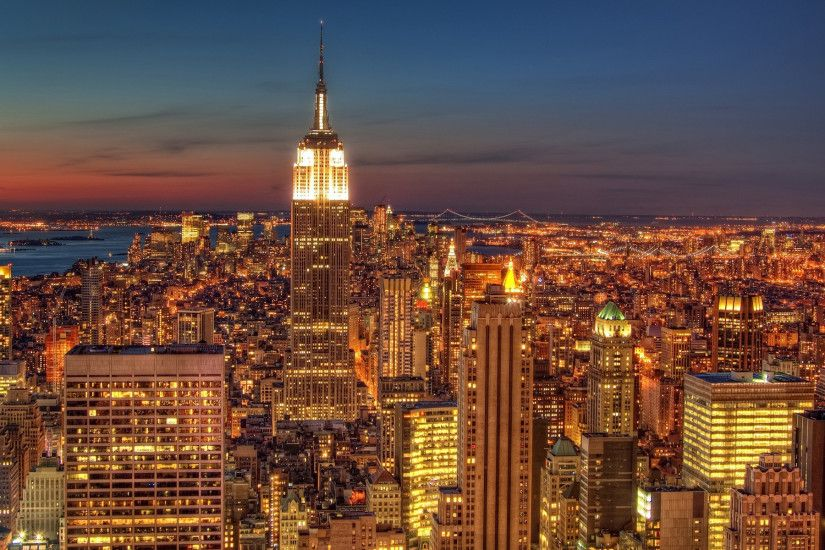 Related Desktop Backgrounds. New York Cityscape