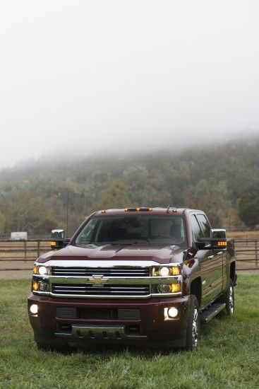 2016 Chevrolet Silverado 2500 H-D High Country Crew Cab pickup wallpaper |  2002x3000 | 815009 | WallpaperUP