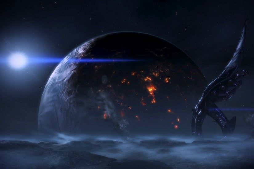 Mass Effect 3 Wallpapers Just Good Vibe - HD Wallpapers