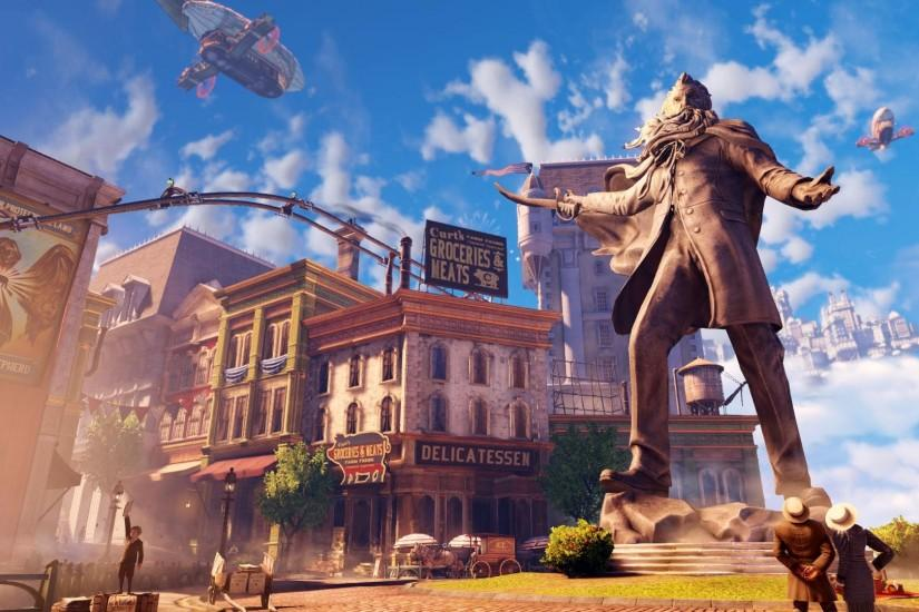 Download Bioshock Infinite Wallpaper Android HD pictures in high .
