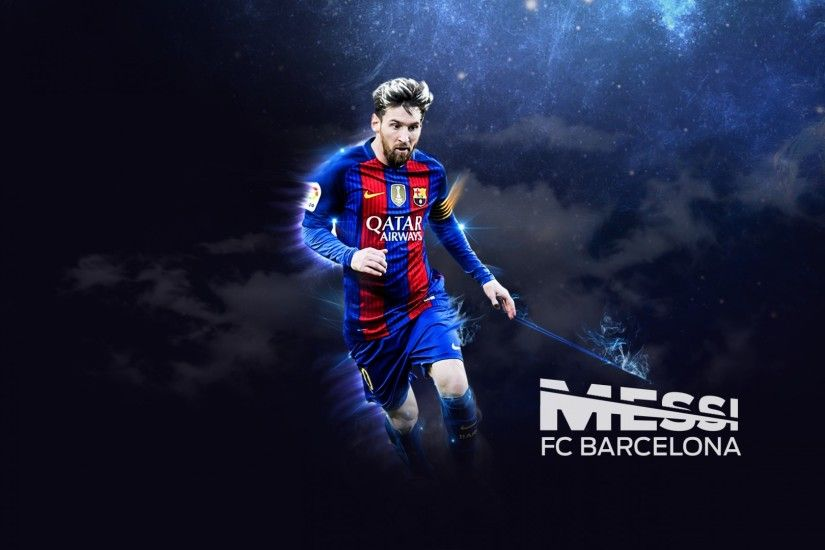 Lionel Messi FC Barcelona Footballer Wallpapers HD