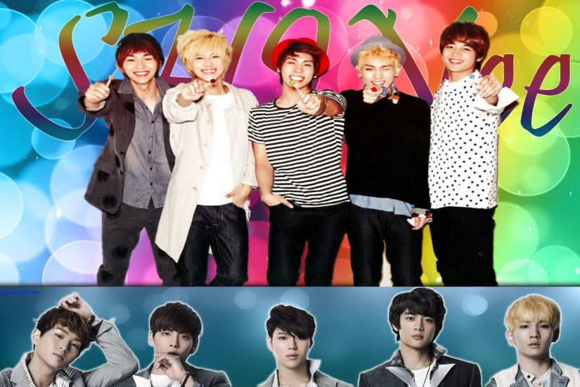 Shinee Wallpaper ·① WallpaperTag