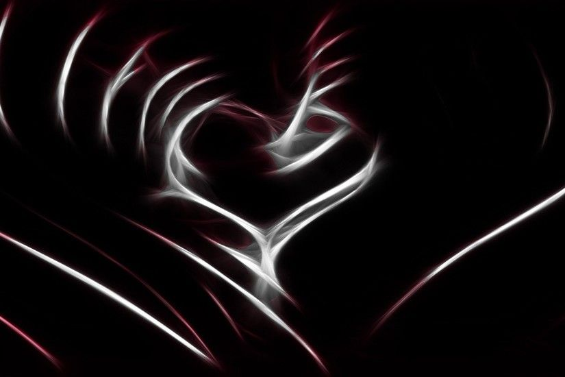 Heart, Dark, Adobe Photoshop