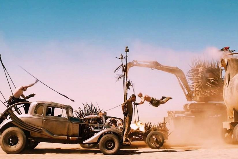 New International Trailer Released For MAD MAX: FURY ROAD! - Schmoes  Know...Schmoes Know…