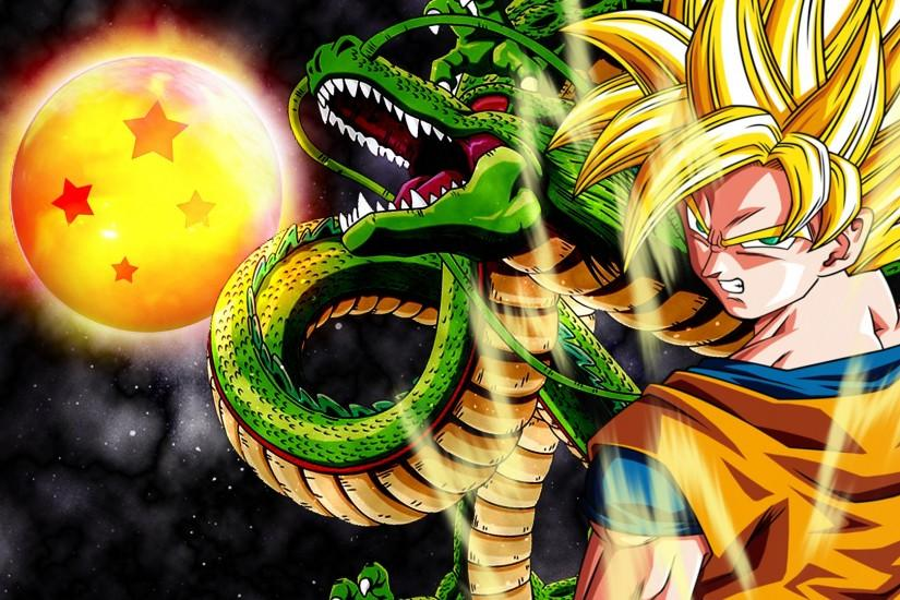 Wallpaper dbz