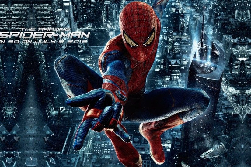 Amazing Spiderman Wallpapers for Computer 11343 - HD Wallpaper Site