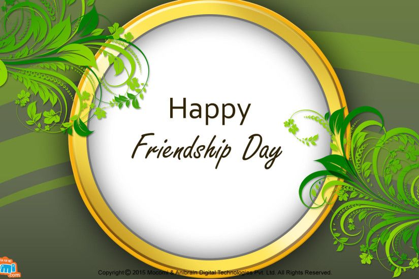 Happy Friendship Day Wallpaper – 06