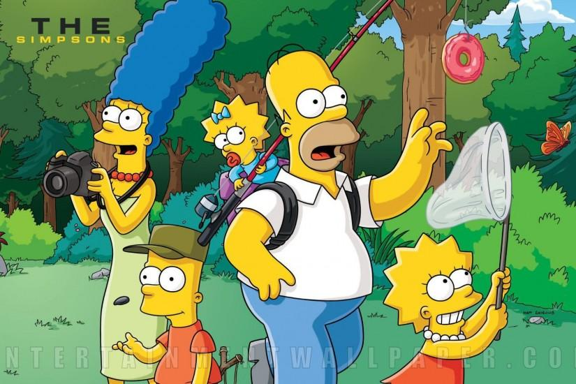 The Simpsons Wallpaper - Original size, download now.