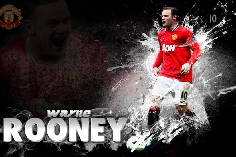 Rooney machesters united wallpaper hd.