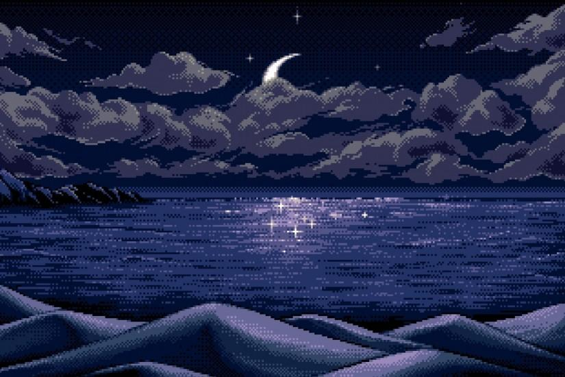 download pixel art wallpaper 1920x1200
