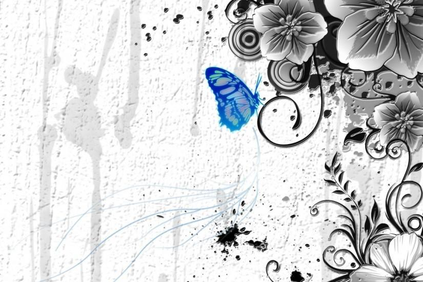 full size butterfly background 1920x1200 for tablet