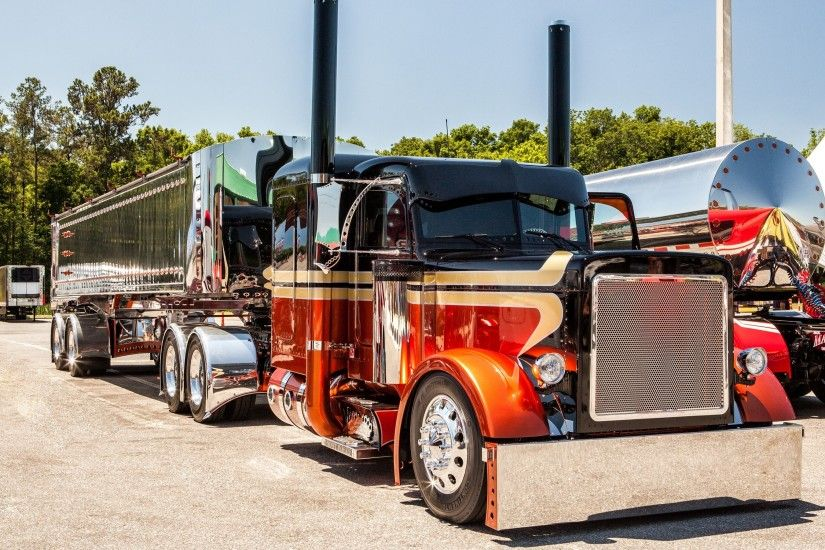 Kenworth truck Car HD desktop wallpaper, Truck wallpaper, Kenworth wallpaper  - Cars no.