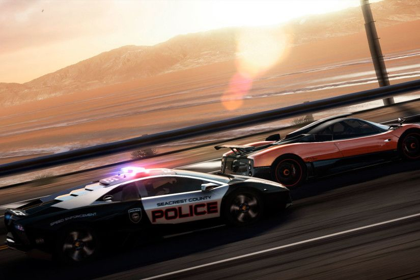 Need for Speed Hot Pursuit 1080p Wallpaper ...
