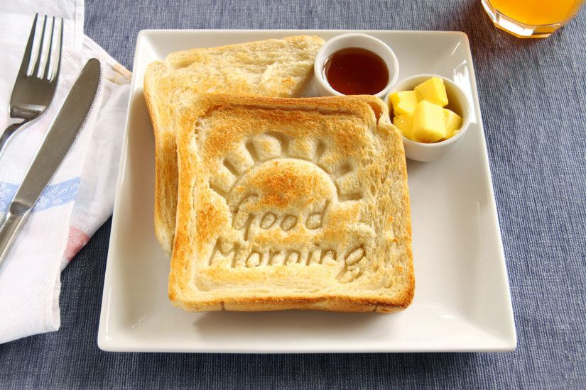 Good Morning Wishes With Breakfast HD Images