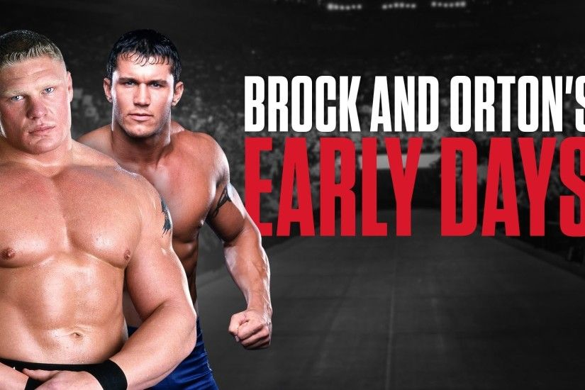 1920x1080 The forgotten history of Brock Lesnar and Randy Orton - What you  need to know