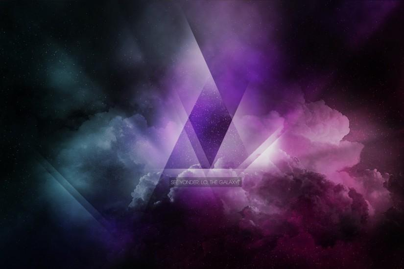Galaxy Triangle High Resolution Wallpapers