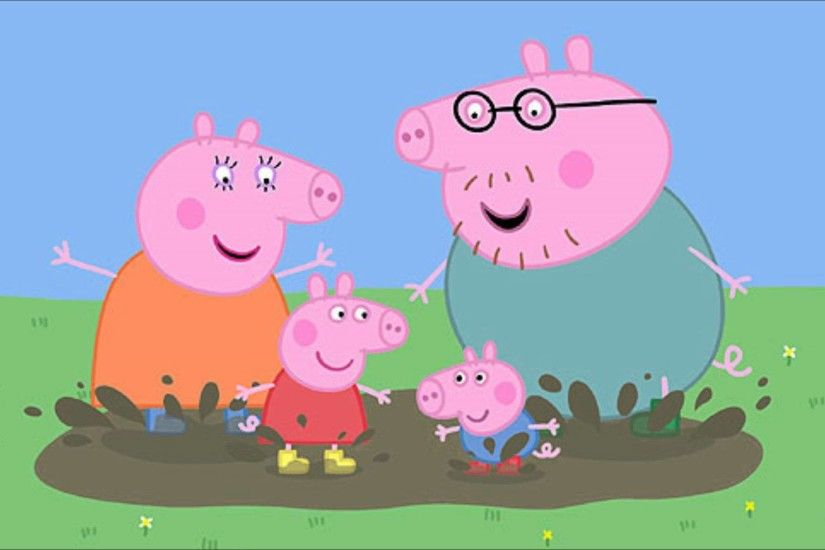 High Resolution Best Peppa Pig Wallpaper for Computer Full Size .