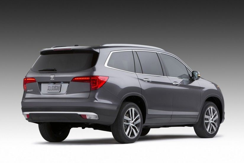Honda Pilot 3 Wallpapers Honda Pilot 3 widescreen wallpapers