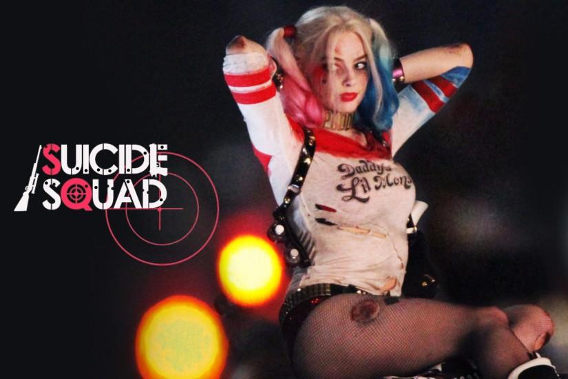 best suicide squad wallpaper 1920x1200 screen