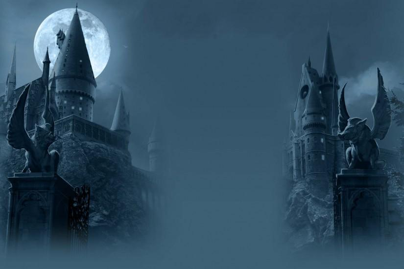 free harry potter background 2000x1199